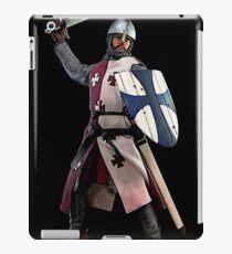 Medieval Warrior iPad Case/Skin
