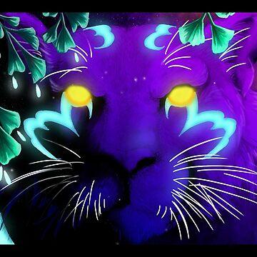 Myonix Spirit Beast by SyrazelNytRose