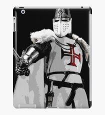 Templar Knight - Red Cross iPad Case/Skin