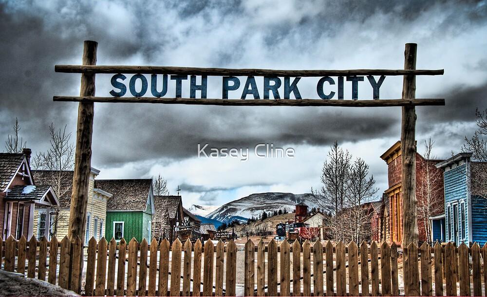 South Park City by Kasey Cline