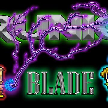 RUNIC Blade by Nasdorachi
