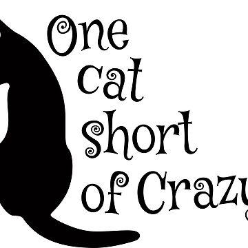 Un gato corto de locura de Mhea