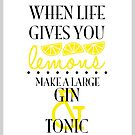 When Life Gives You Lemons... by Mimi Robinson