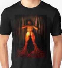 Through a Dark Curtain Unisex T-Shirt