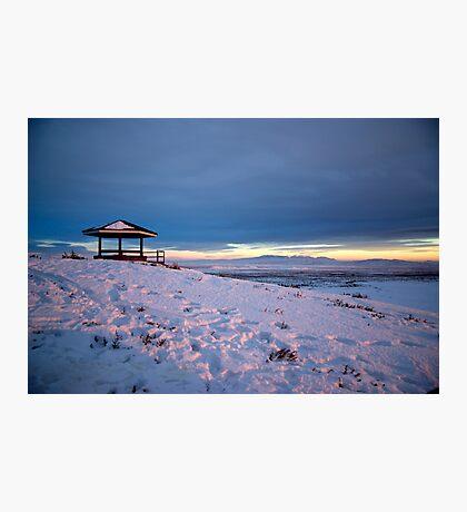 Lovely View - Utah Photographic Print