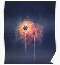 Jedi Starfighter Poster