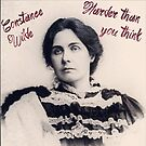 Constance Wilde - Harder Than You think by TheFrankenPod