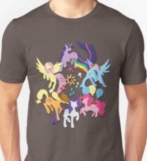 Circle of Friendship Unisex T-Shirt
