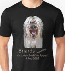 Briards Bushfire Appeal Unisex T-Shirt