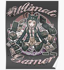 Ultimate Gamer Chiaki  Poster