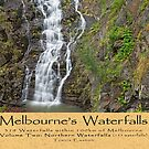 Melbourne's Waterfalls - 314 Waterfalls within 100km of Melbourne, Volume Two - Northern Waterfalls by Travis Easton