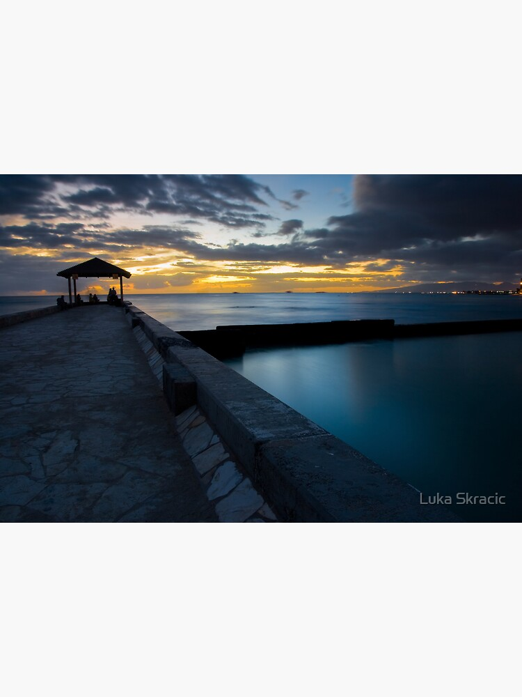 The Shallow Blue by LukaSkracic