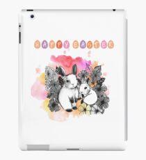 Happy Easter Bunnies iPad Case/Skin