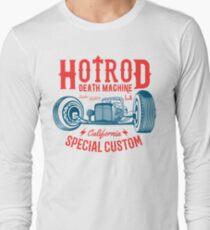 Hot Rod Death Machine Langarmshirt