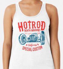 Hot Rod Death Machine Tanktop für Frauen