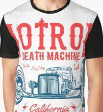 Hot Rod Death Machine Grafik T-Shirt
