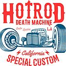 Hot Rod Death Machine von SAVALLAS