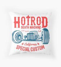 Hot Rod Death Machine Bodenkissen