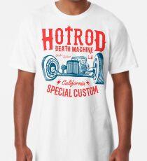 Hot Rod Death Machine Longshirt
