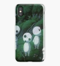 Kodama Ghibli Ghost iPhone Case/Skin