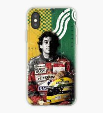 Ayrton senna iPhone Case