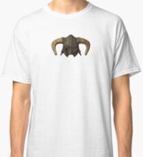 Skyrim helmet Classic T-Shirt