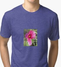 Lonely flower Tri-blend T-Shirt