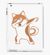 Shiba Inu - Shiba Inu Art - Shiba Inu Mug - Shiba Inu Shirt - Shiba Inu Print - Shiba Inu Necklace - Shiba Inu Stickers - Shiba Inu Fabric - iPad Case/Skin