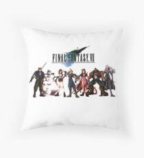 Cojín Personajes de Final Fantasy VII