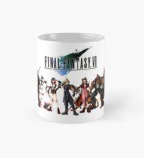 Final Fantasy VII characters Mug