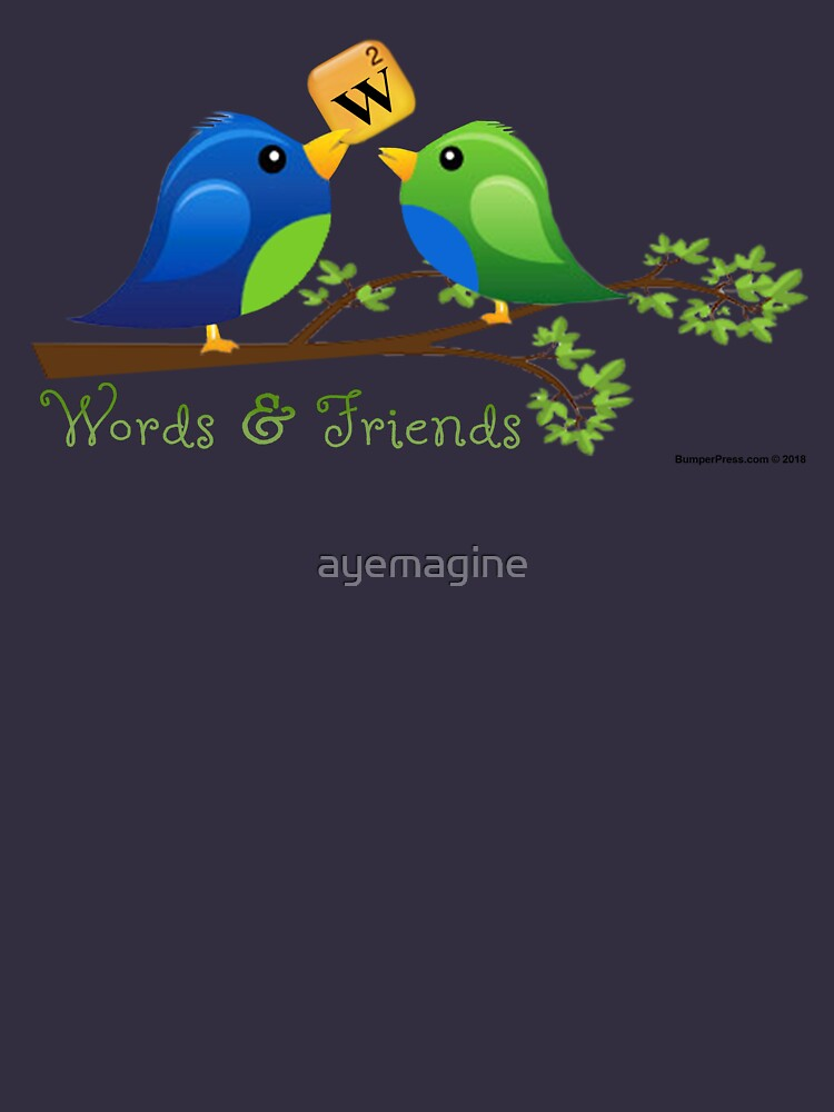 Words & Friends by ayemagine