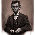 Abraham Lincoln by andrekoeks