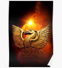 Phoenix Rising I Poster