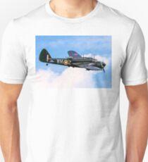 Fairchild Bolingbroke IVT G-BPIV Z5722/WM-Z Unisex T-Shirt