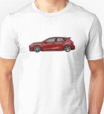 Mazdaspeed 3  Unisex T-Shirt