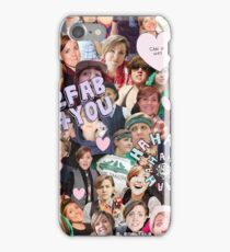 Hannah Hart collage iPhone Case/Skin