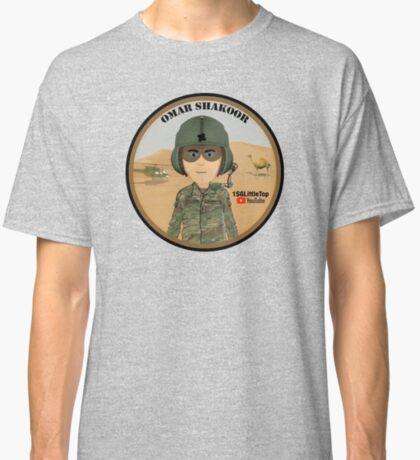 Omar Shakoor-  Member of 1SG Little Top's Patreon Classic T-Shirt