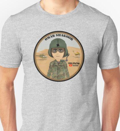 Omar Shakoor-  Member of 1SG Little Top's Patreon T-Shirt