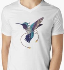Hummingbird V-Neck T-Shirt