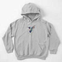 Hummingbird Kids Pullover Hoodie