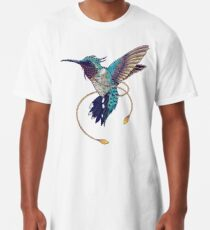 Hummingbird Long T-Shirt