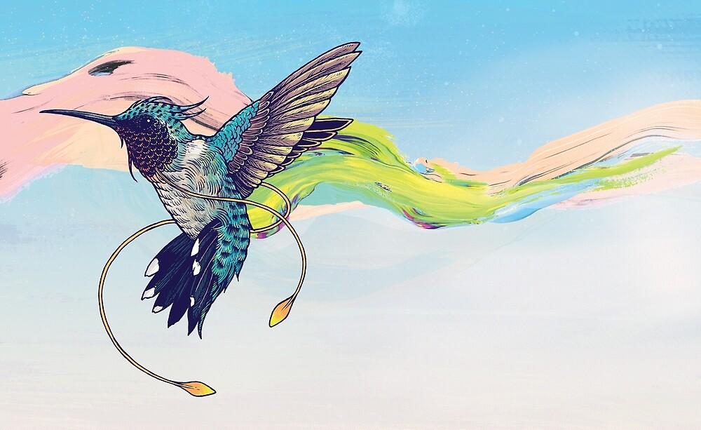 Hummingbird by MatMiller