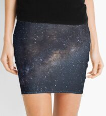 Star Studded Sky Design 1 Mini Skirt