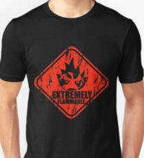 Extremely Flammable Unisex T-Shirt