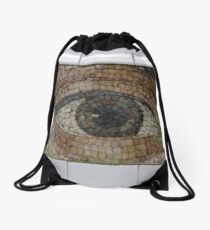 Mosaic  Drawstring Bag