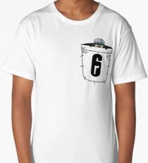 IQ Shirt Pocket Long T-Shirt