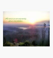 faithfulness Photographic Print