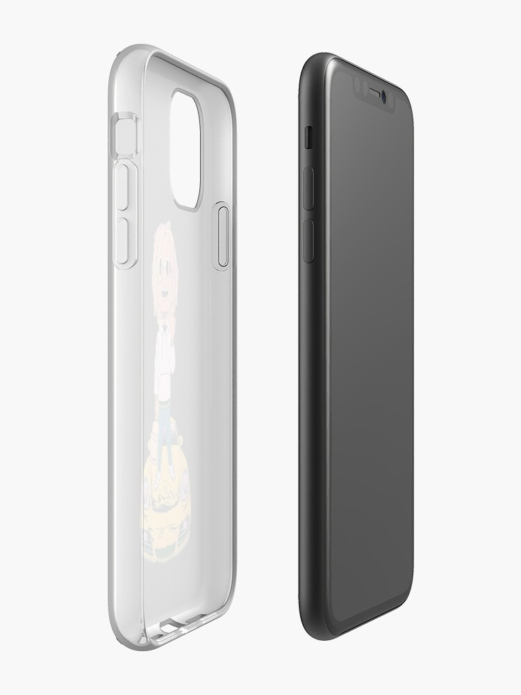 Coque iPhone « Lil pompe », par StivG00