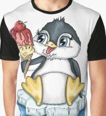 Penguin Larry Graphic T-Shirt