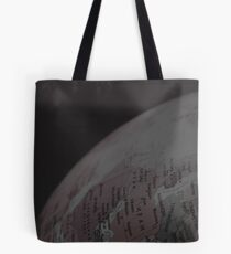 geography map Tote Bag